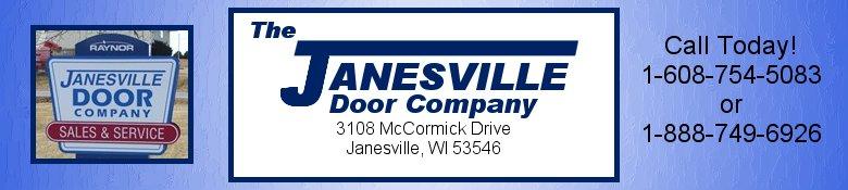 About Us  sc 1 th 106 & www.JanesvilleDoor.com